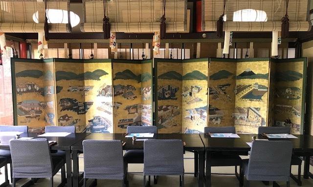 夏の着物でランチ会・京都のパワースポット神泉苑・平八_f0181251_19133307.jpg
