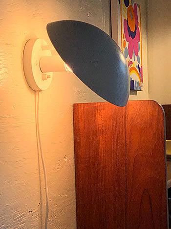 PH Hat Wall lamp_c0139773_18424457.jpg