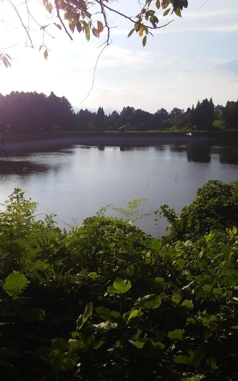西蔵王の湖_b0185375_21125887.jpg