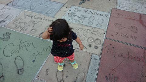 LAの旅②-You made my day! ハリウッドでクリント・イーストウッドに乾杯!_c0019088_10293104.jpg