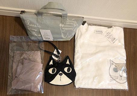 シジミとシフォン達のお届け&腕枕♬&フリマ品ありがとございます!!_d0071596_23192652.jpg
