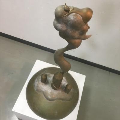 【両室】上松真弥 彫刻展_f0106896_18082528.jpg