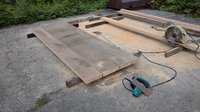 3mテーブル 天板 材料出し_a0061599_21340489.jpg