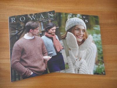 2019AW Rowan Magazine とコレクション冊子紹介_f0117399_22175621.jpg