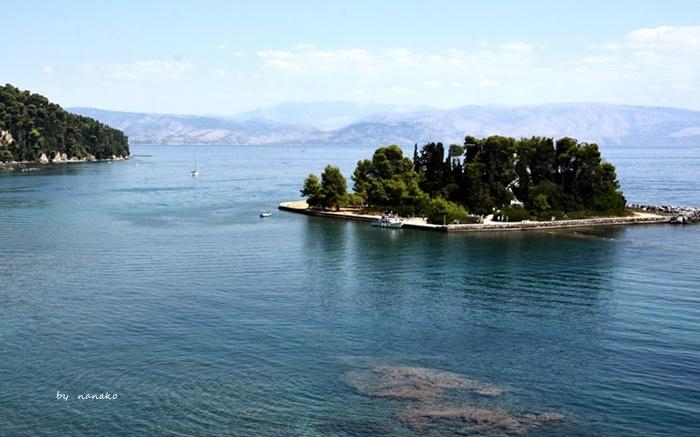 ギリシャのコルフ島へ_c0364500_21512972.jpg
