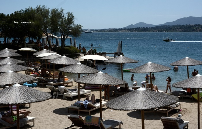 ギリシャのコルフ島へ_c0364500_21550166.jpg