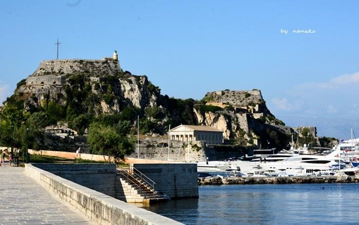 ギリシャのコルフ島へ_c0364500_22060298.jpg