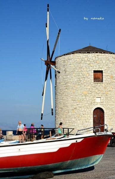 ギリシャのコルフ島へ_c0364500_22083799.jpg