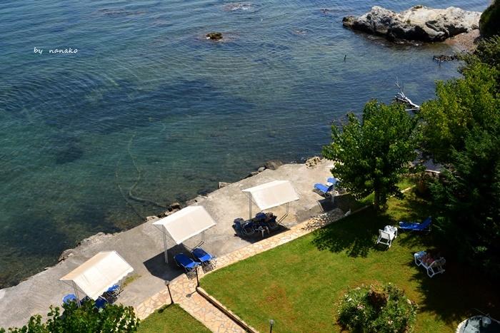 ギリシャのコルフ島へ_c0364500_22263692.jpg
