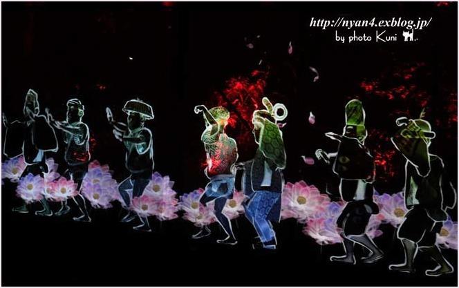 下鴨神社 糺の森(光の祭り)_f0166234_03021919.jpg