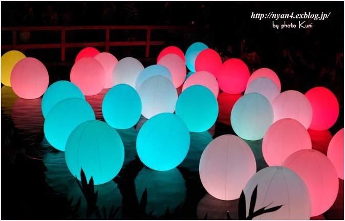 下鴨神社 糺の森(光の祭り)_f0166234_03110022.jpg