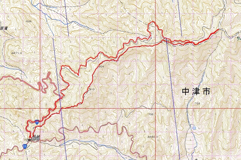 野峠から一ノ岳へ_e0164643_20292329.jpg