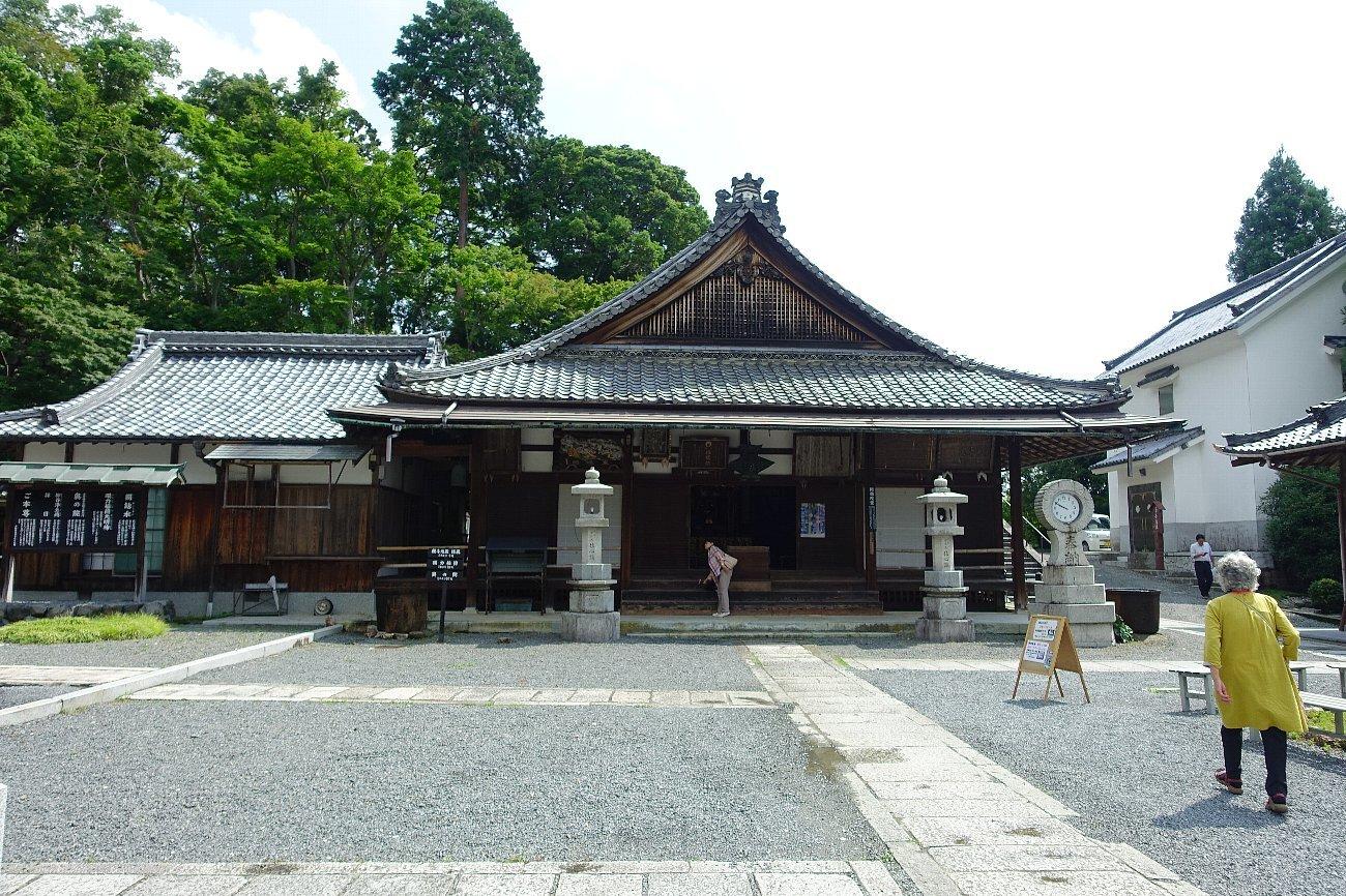 柳谷観音 楊谷寺(その2)本堂と伽藍_c0112559_10475335.jpg