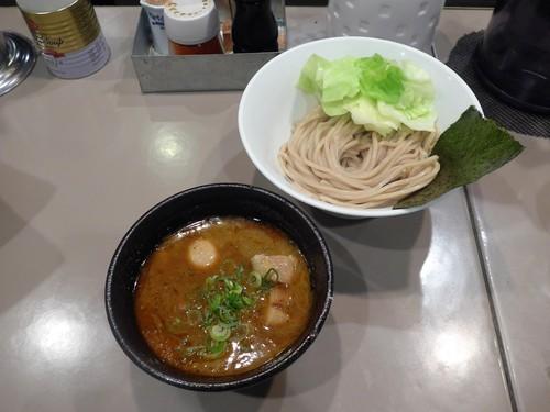 新宿「つけ麺 五ノ神製作所」へ行く。_f0232060_10594034.jpg