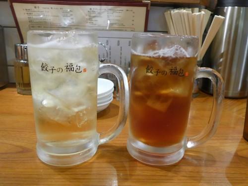 新宿御苑前「餃子の福包」へ行く。_f0232060_18393016.jpg