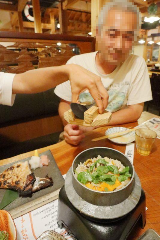 活魚 漁まで、高知名物を食べる その2_a0077663_13314100.jpg