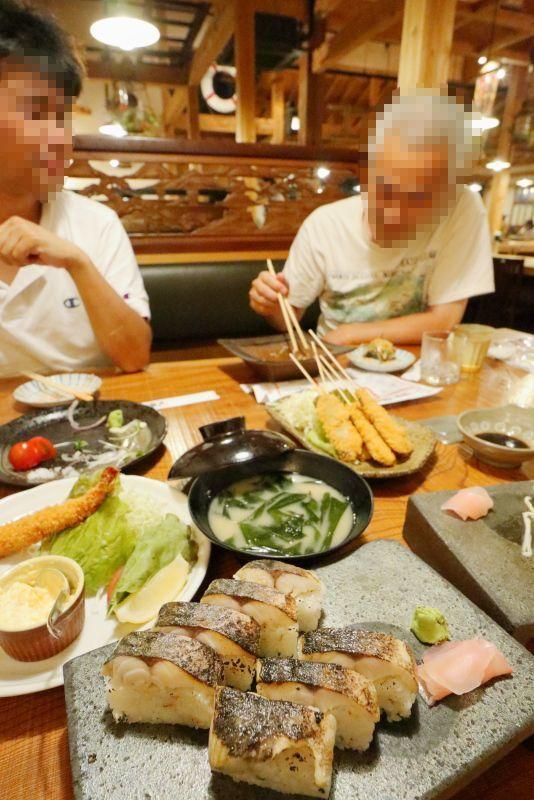 活魚 漁まで、高知名物を食べる その2_a0077663_13314146.jpg