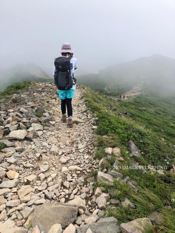 登山2019⑦*〜三本槍岳下山・朝日岳登頂〜♪_d0367763_14324566.jpg
