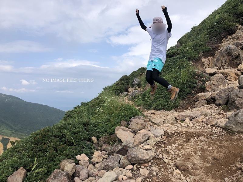 登山2019⑦*〜三本槍岳下山・朝日岳登頂〜♪_d0367763_14341604.jpg