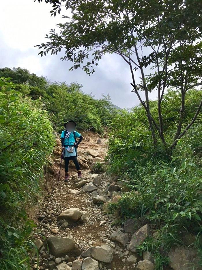登山2019⑦*〜三本槍岳下山・朝日岳登頂〜♪_d0367763_14345809.jpg