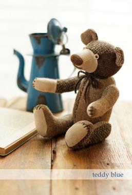 Dearest teddy  親愛なるテディへ_e0253364_08212983.jpg