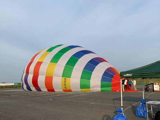 気球に乗って秋吉台の絶景を見よう!_c0150273_23010320.jpg