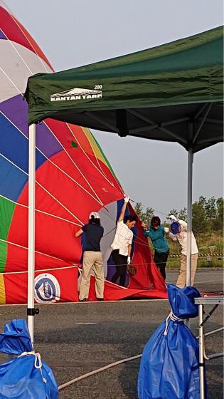 気球に乗って秋吉台の絶景を見よう!_c0150273_23032736.jpg