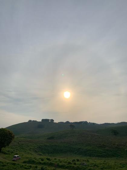 気球に乗って秋吉台の絶景を見よう!_c0150273_23140495.jpg