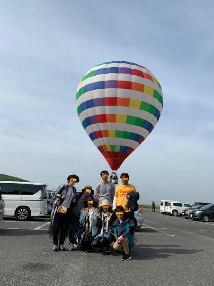 気球に乗って秋吉台の絶景を見よう!_c0150273_23181609.jpg