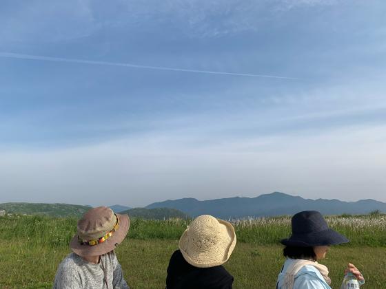 気球に乗って秋吉台の絶景を見よう!_c0150273_23211453.jpg