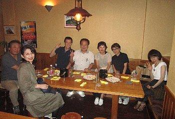 8月30日「同窓会打ち上げ」_f0003283_08293972.jpg