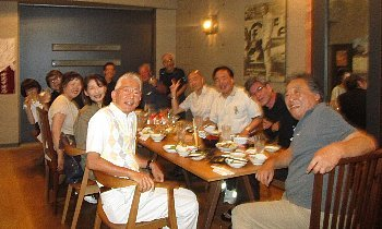 8月30日「同窓会打ち上げ」_f0003283_08294549.jpg