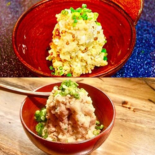 あのお店で食べたサラダを真似て、サラダコレクション_a0223786_14120431.jpg