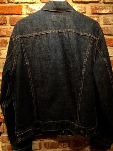 """1967-68 \"""" LEVI\'S \"""" BIG-E - 70505 MODEL - Vintage DENIM TRUCKER JKT - リジットコンディション - ._d0172088_17142107.jpg"""
