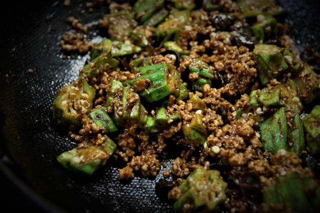 家庭菜園の野菜を使った 夏の「今夜の夕飯」_f0229190_14253298.jpg
