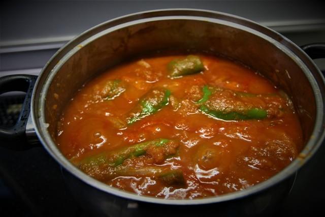 家庭菜園の野菜を使った 夏の「今夜の夕飯」_f0229190_15155748.jpg