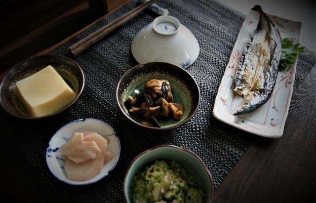 家庭菜園の野菜を使った 夏の「今夜の夕飯」_f0229190_15191747.jpg
