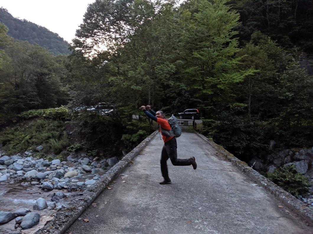あざびゅ~ (見方を変えれば)「♯1 幌尻岳」_d0198793_10110154.jpg