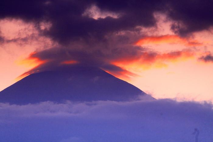 令和元年8月の富士(28)田貫湖夜明けの富士_e0344396_20570330.jpg