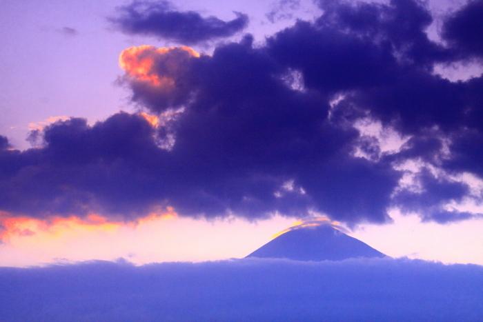 令和元年8月の富士(28)田貫湖夜明けの富士_e0344396_20570991.jpg