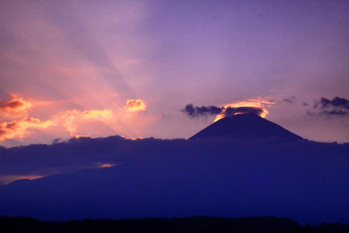 令和元年8月の富士(28)田貫湖夜明けの富士_e0344396_20571652.jpg