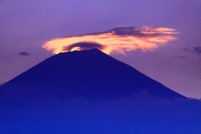 令和元年8月の富士(28)田貫湖夜明けの富士_e0344396_20572326.jpg