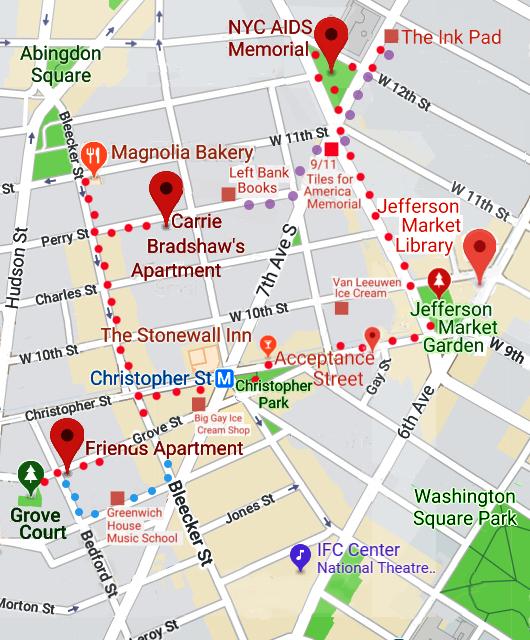 夏のニューヨーク特集のグリニッジ・ビレッジお散歩 2019完全版_b0007805_04281666.jpg
