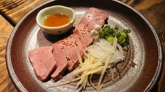 七輪焼肉岩勝 田町店_d0030026_21374716.jpg