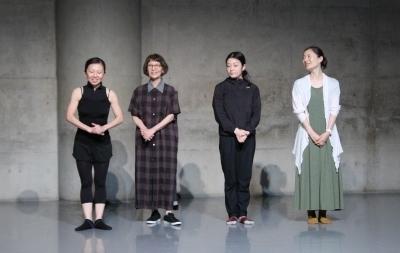 女性たちの祭典となった「神楽坂ダンス学校」ショーイング_d0178431_22091872.jpg