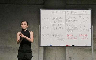 女性たちの祭典となった「神楽坂ダンス学校」ショーイング_d0178431_22112061.jpg