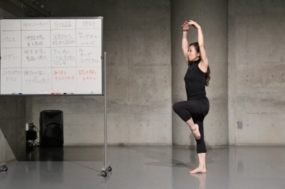 女性たちの祭典となった「神楽坂ダンス学校」ショーイング_d0178431_22113256.jpg