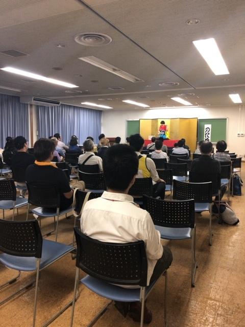 新宿区「防災フェスタ2019」にサポータースタッフとして参加しました_a0147436_13464677.jpg
