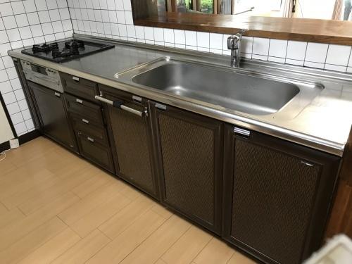 キッチン解体とUB解体_f0031037_20391403.jpg