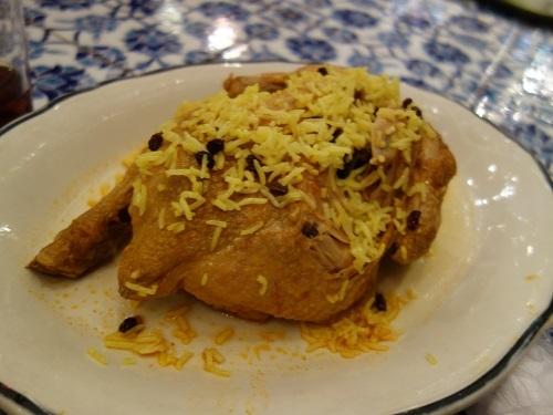 谷中銀座のザクロでウズベキスタン料理お腹いっぱいコース_c0030645_19163227.jpg